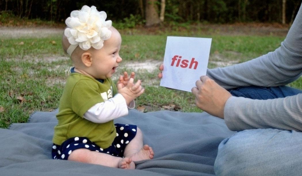Dạy trẻ đọc bằng Flash card như thế nào cho đúng cách?