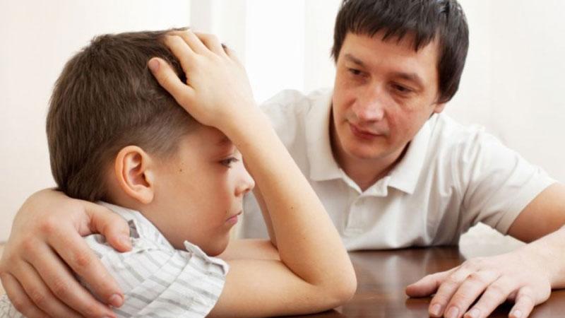 Giúp trẻ từ bỏ thói quen nói dối